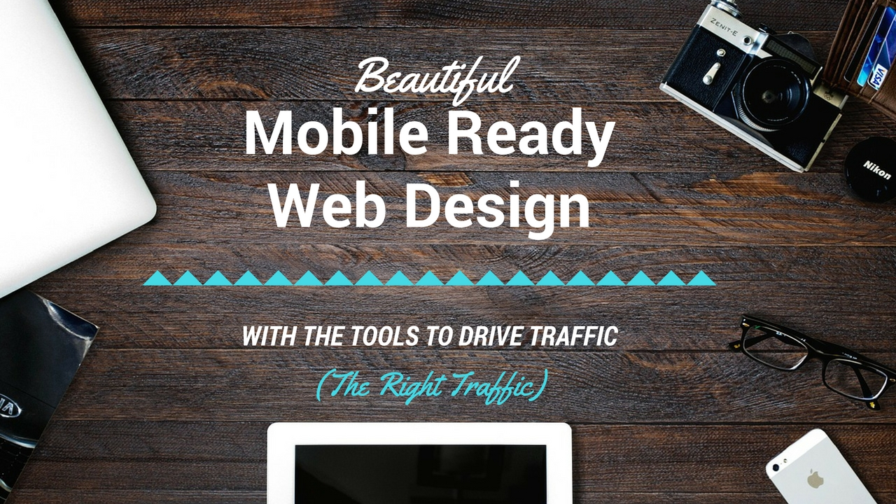 Mobile web design that converts