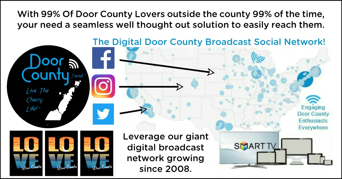Door County Digital Ads