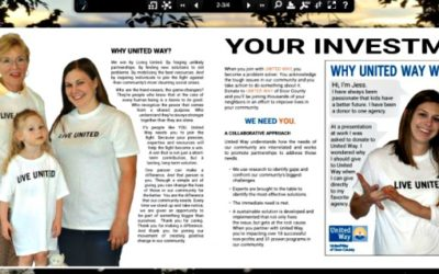 United Way of Door County Brochure